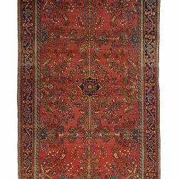 Ferahan antique - Tapis d'Iran - 206 x 130 - 17.500.- Net 12.250.-