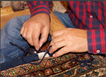 Carpet repairs - Amir Rasty